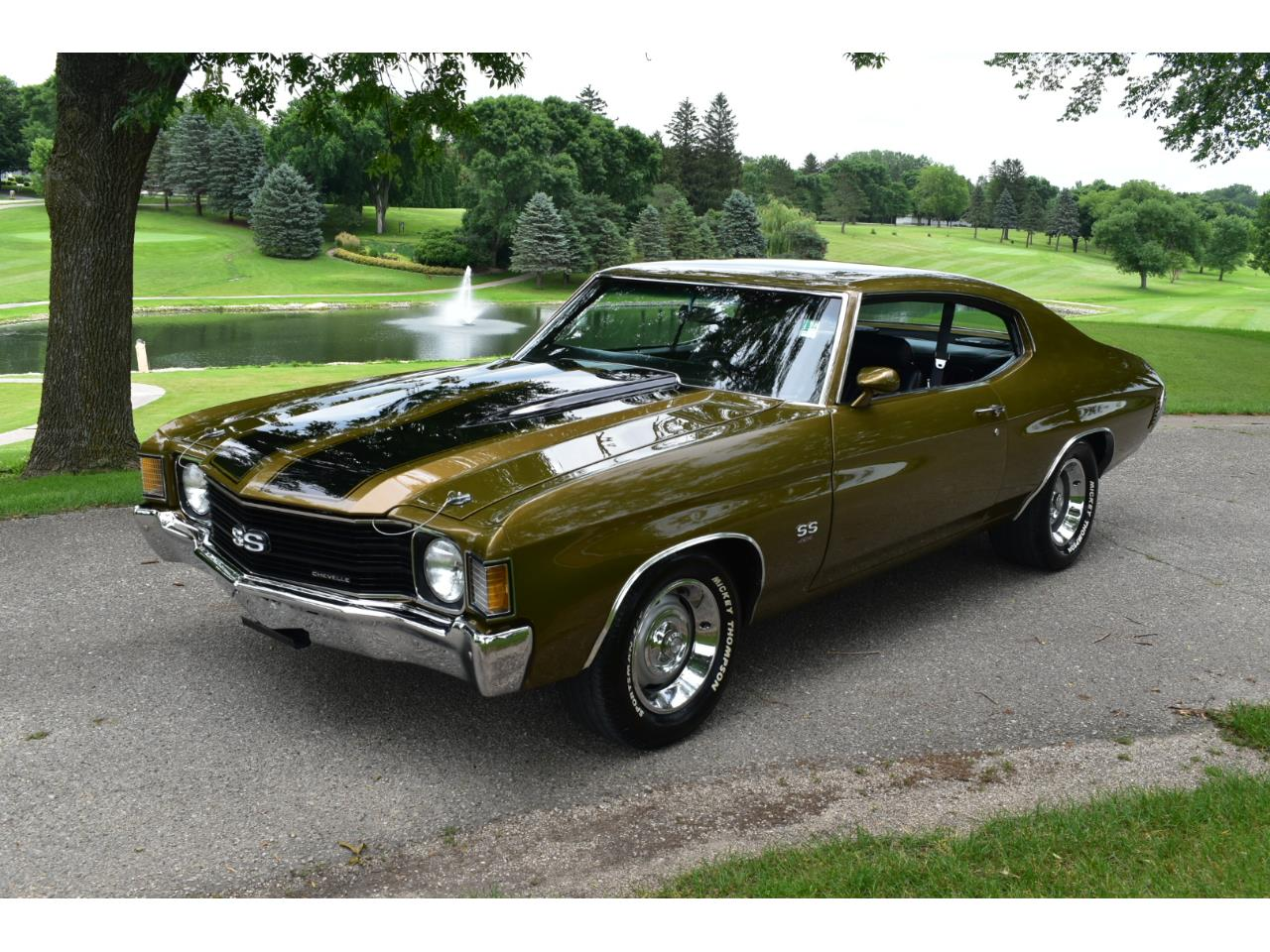 Large Picture of Classic '72 Chevelle Malibu SS Offered by Coyote Classics - QD08
