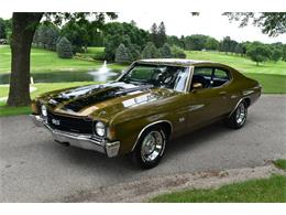 Picture of Classic 1972 Chevelle Malibu SS Offered by Coyote Classics - QD08