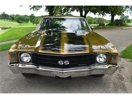 Picture of '72 Chevrolet Chevelle Malibu SS Offered by Coyote Classics - QD08