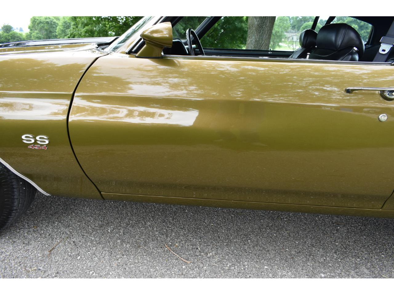 Large Picture of Classic 1972 Chevelle Malibu SS located in Greene Iowa - $37,995.00 - QD08