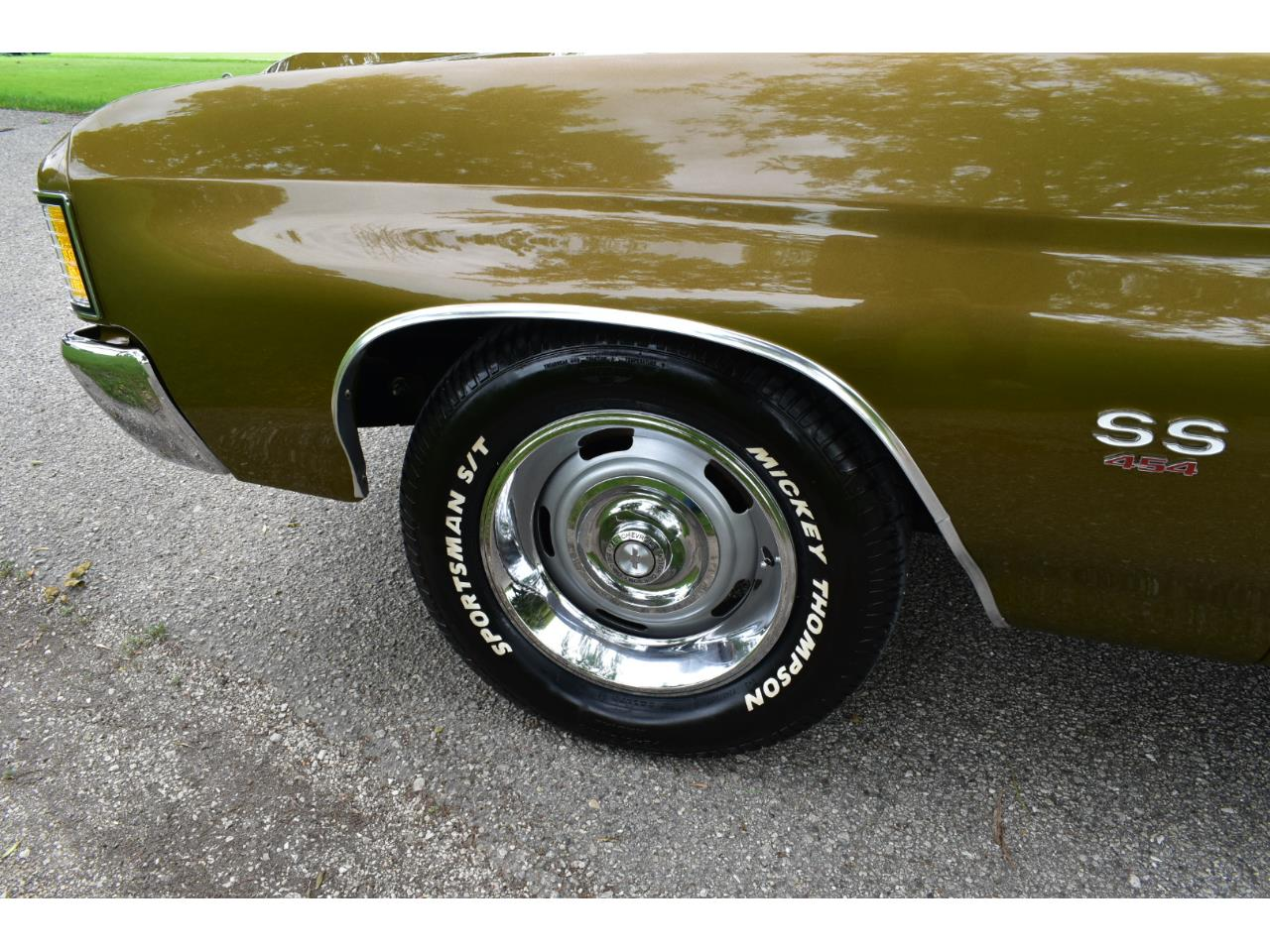 Large Picture of Classic '72 Chevrolet Chevelle Malibu SS - $37,995.00 - QD08