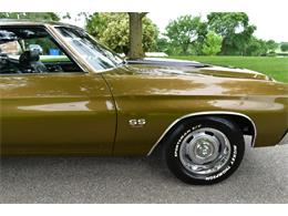 Picture of Classic 1972 Chevrolet Chevelle Malibu SS - $37,995.00 Offered by Coyote Classics - QD08