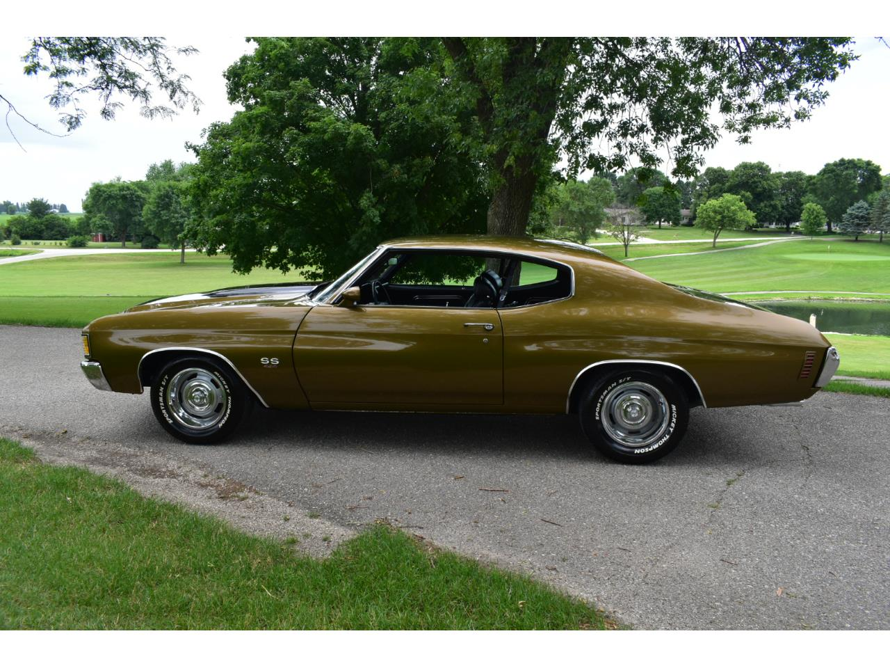 Large Picture of 1972 Chevrolet Chevelle Malibu SS located in Greene Iowa - $37,995.00 Offered by Coyote Classics - QD08