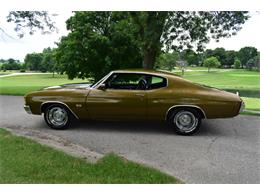 Picture of Classic '72 Chevrolet Chevelle Malibu SS Offered by Coyote Classics - QD08
