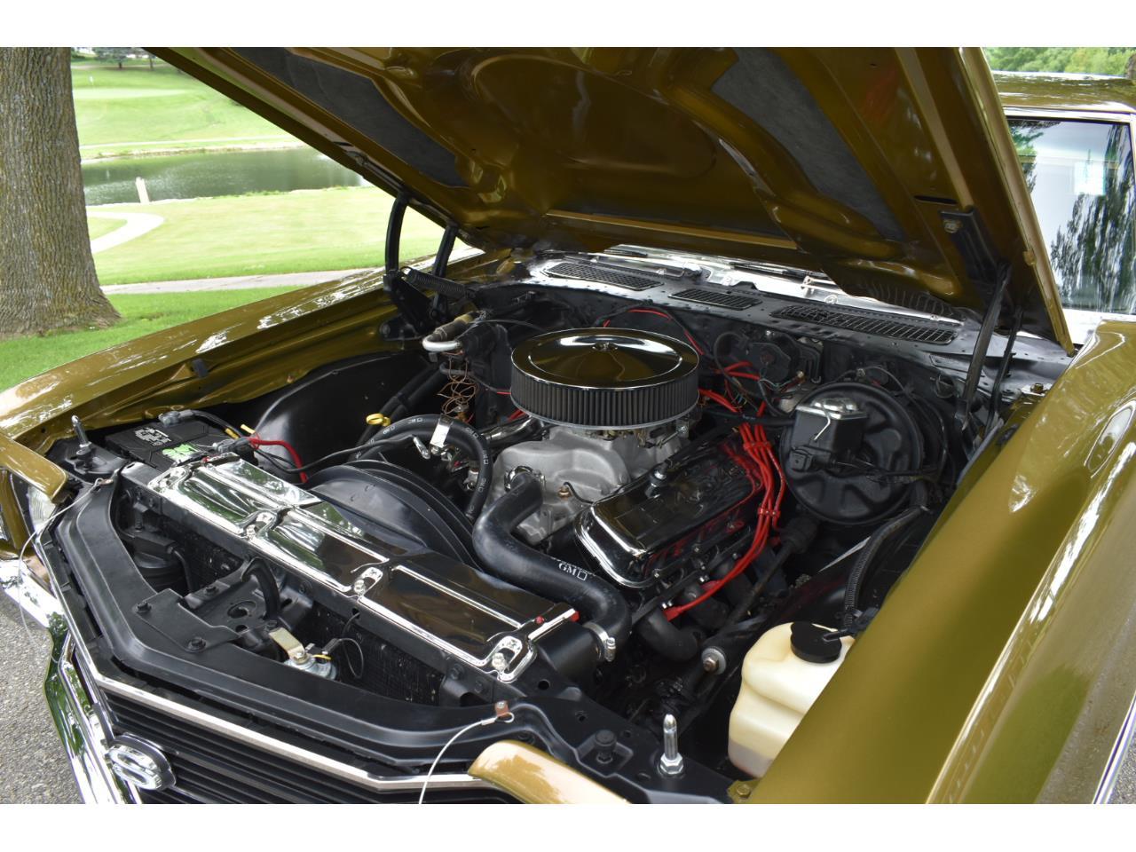 Large Picture of 1972 Chevrolet Chevelle Malibu SS located in Greene Iowa - QD08