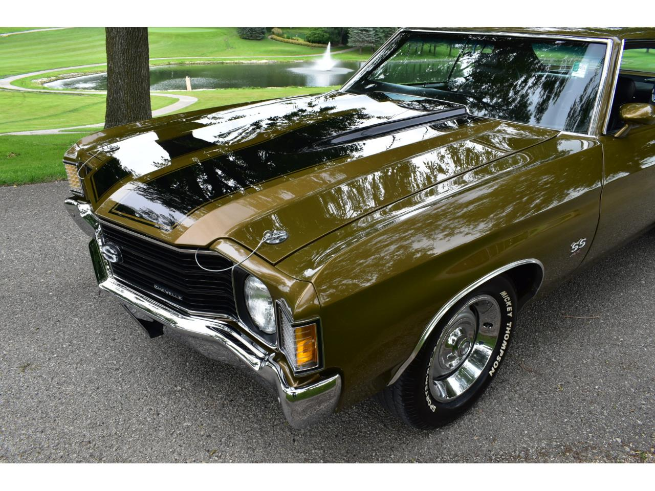 Large Picture of Classic '72 Chevrolet Chevelle Malibu SS - $37,995.00 Offered by Coyote Classics - QD08