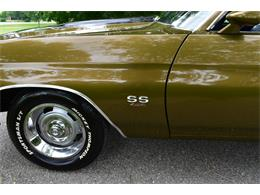 Picture of '72 Chevelle Malibu SS located in Greene Iowa Offered by Coyote Classics - QD08
