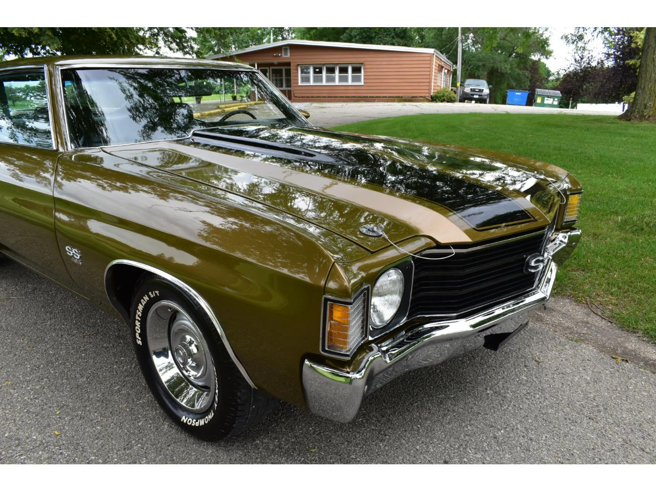Large Picture of Classic 1972 Chevelle Malibu SS Offered by Coyote Classics - QD08