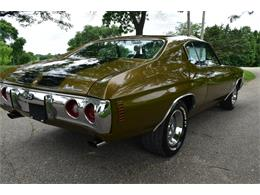 Picture of 1972 Chevrolet Chevelle Malibu SS - $37,995.00 Offered by Coyote Classics - QD08