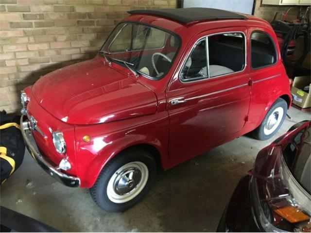 Picture of '62 Fiat 500L - $20,495.00 Offered by  - QD0D