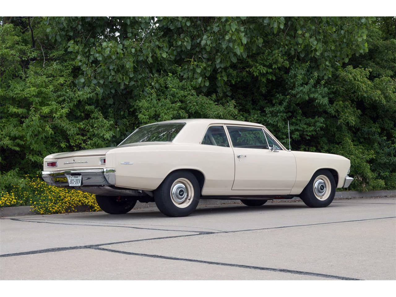 Large Picture of 1966 Chevrolet Chevelle located in Louisiana Auction Vehicle Offered by Vicari Auction - QD0E