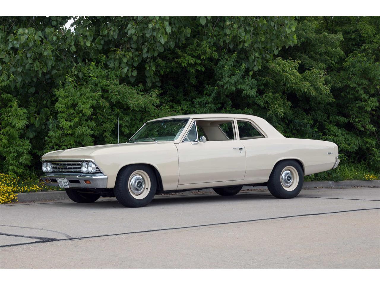 Large Picture of '66 Chevrolet Chevelle Auction Vehicle - QD0E