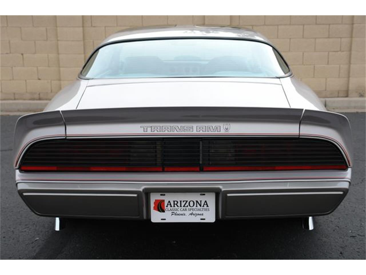 Large Picture of '79 Pontiac Firebird Trans Am located in Arizona - $38,950.00 Offered by Arizona Classic Car Sales - Q64G