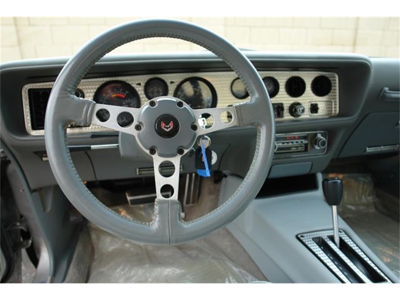 Large Picture of '79 Pontiac Firebird Trans Am located in Phoenix Arizona - Q64G