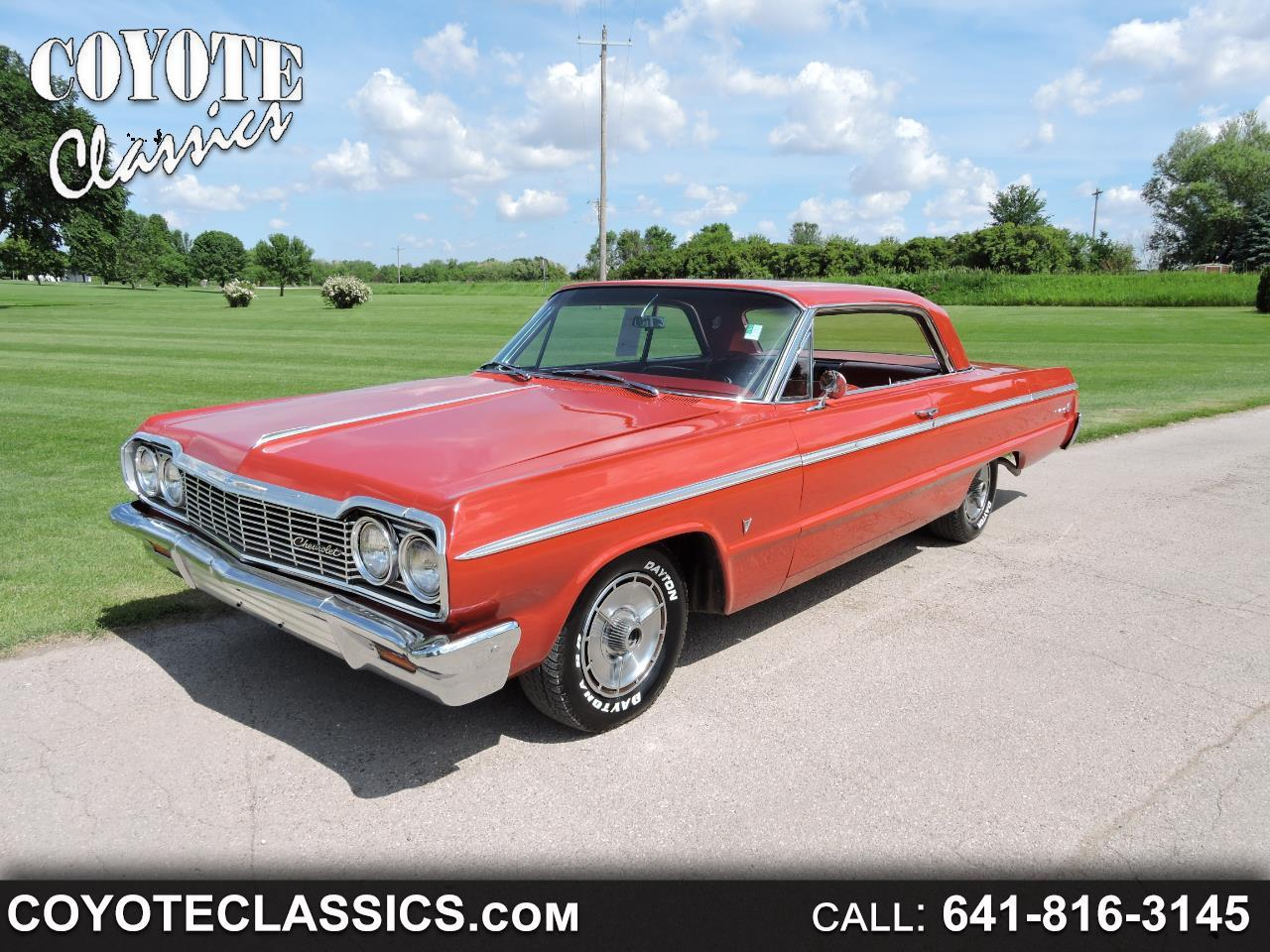Large Picture of '64 Impala SS - QD0J