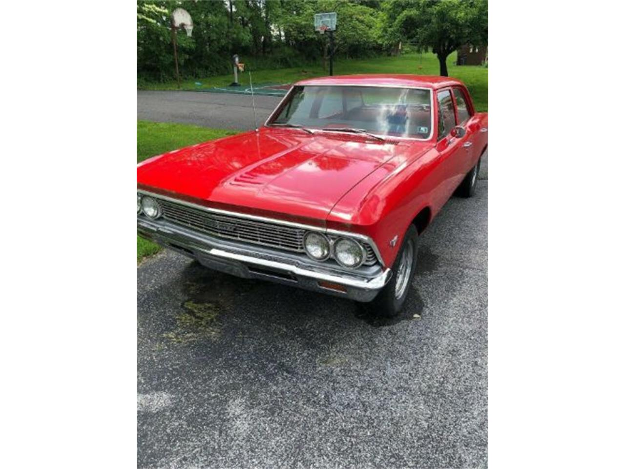 Large Picture of 1966 Chevrolet Chevelle located in Michigan - QD0L