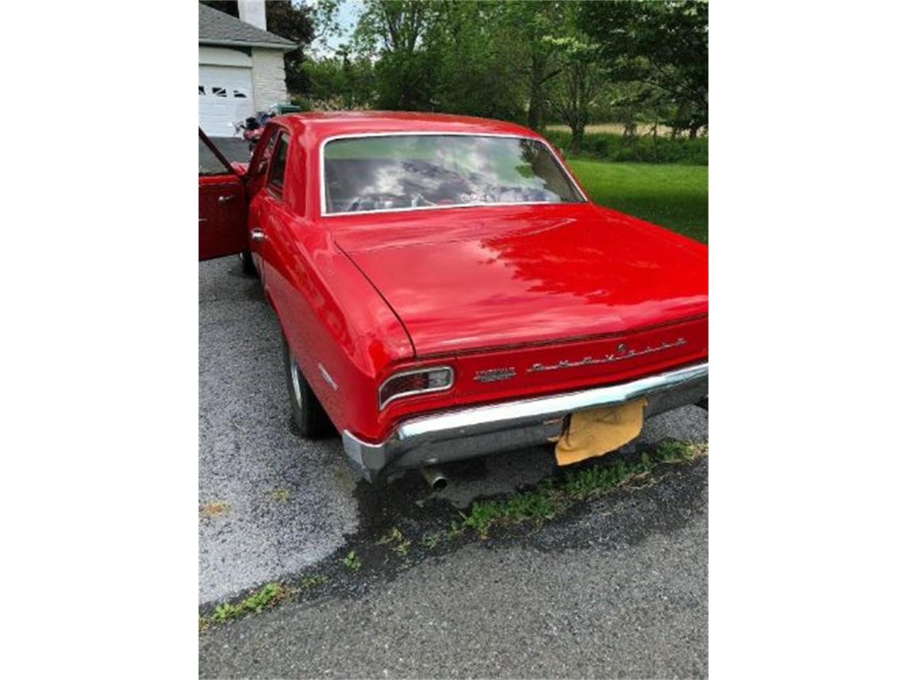 Large Picture of '66 Chevrolet Chevelle Offered by Classic Car Deals - QD0L