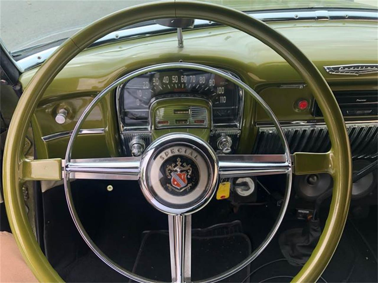 Large Picture of '51 Series 62 - QD12