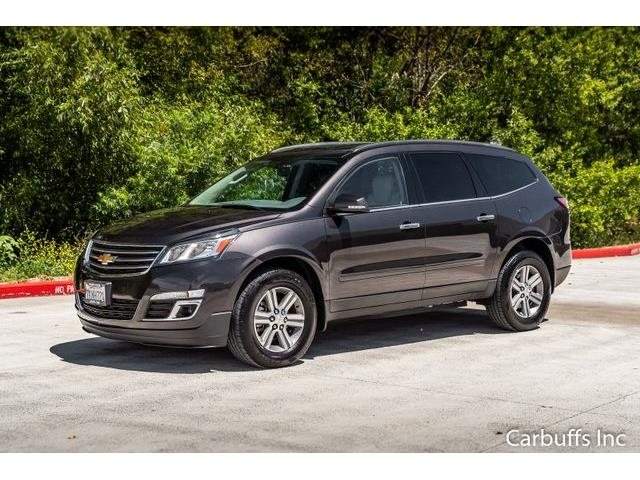 Picture of '15 Traverse - QD1C