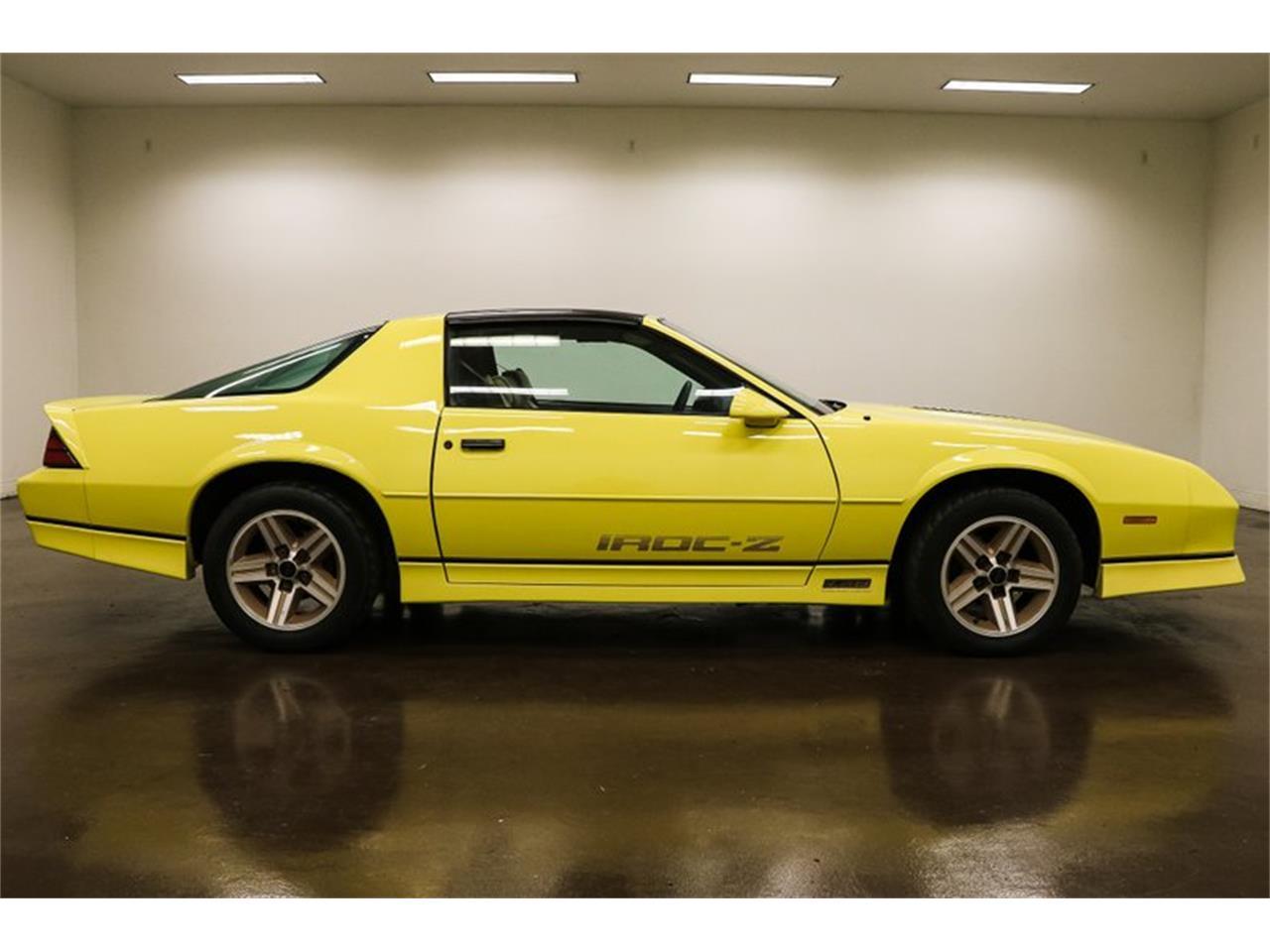 Large Picture of '87 Camaro - QD1E