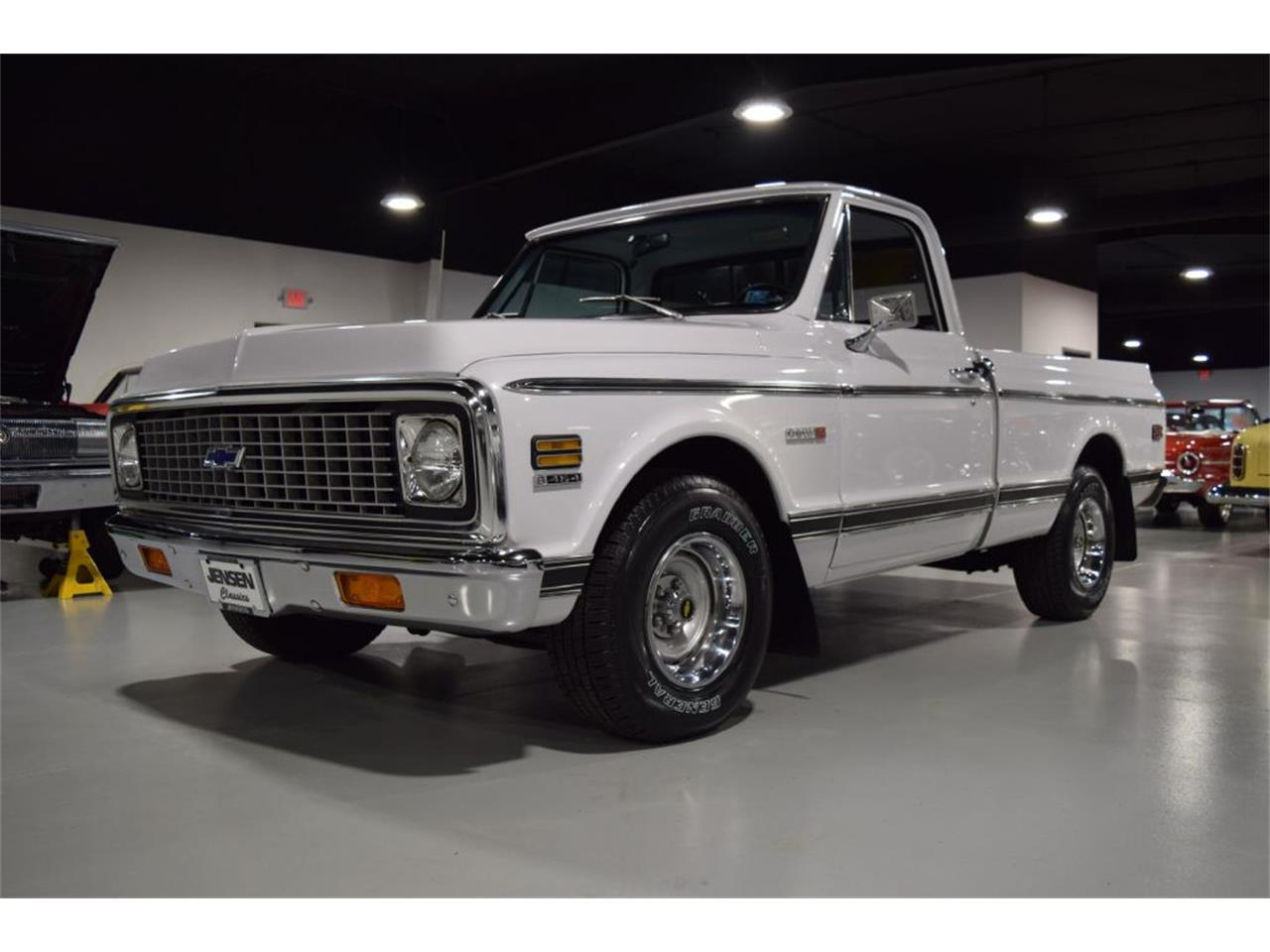 Large Picture of Classic '72 C/K 10 - $44,800.00 Offered by Jensen Dealerships - QD1K
