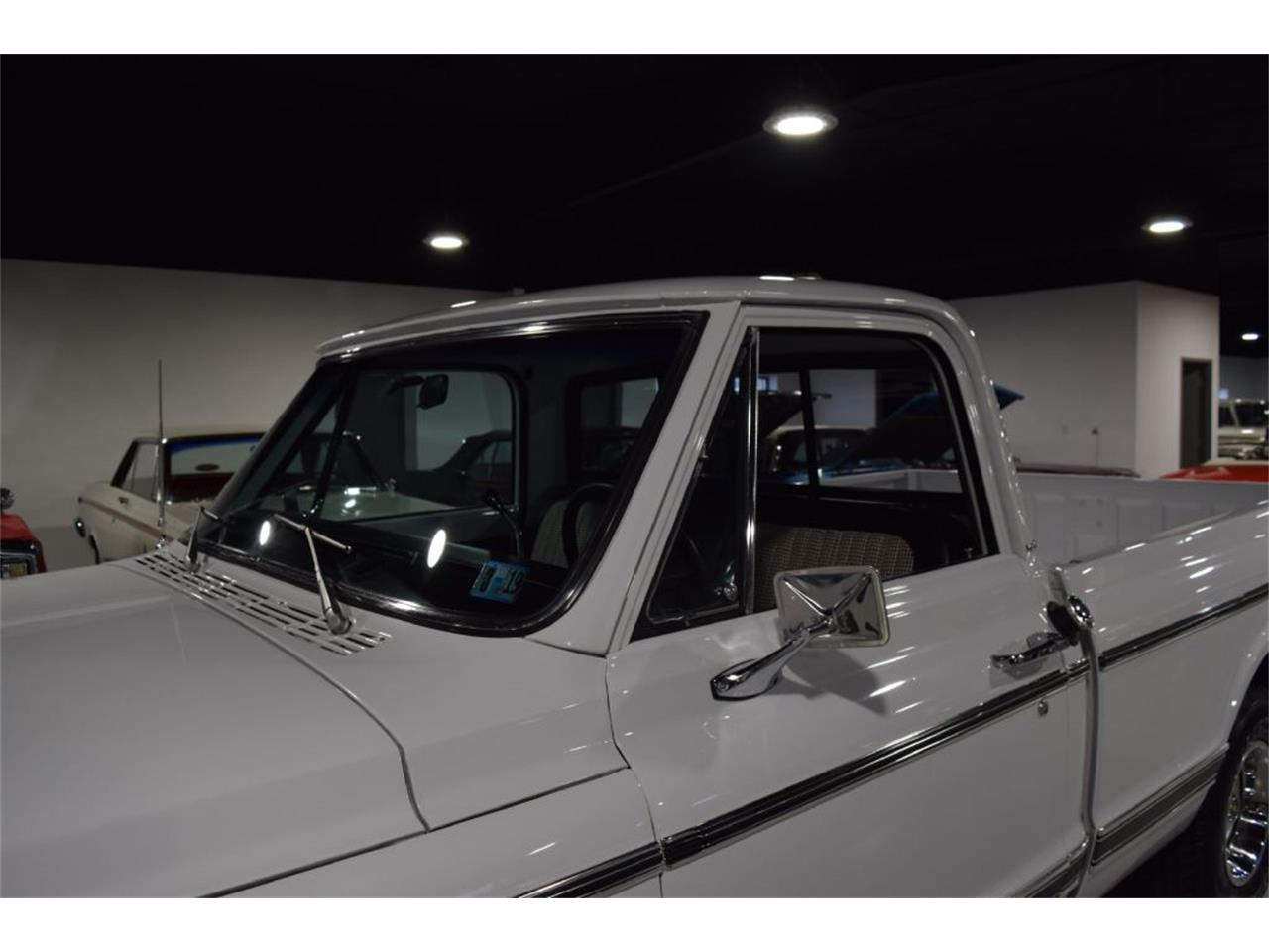 Large Picture of '72 Chevrolet C/K 10 located in Sioux City Iowa - $44,800.00 Offered by Jensen Dealerships - QD1K
