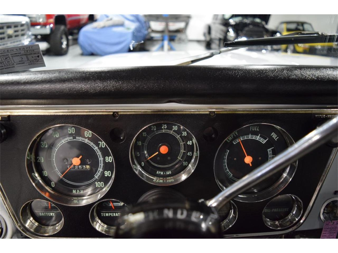 Large Picture of Classic 1972 C/K 10 Offered by Jensen Dealerships - QD1K