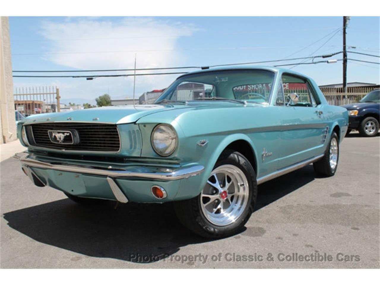 Large Picture of '66 Mustang - QD1S