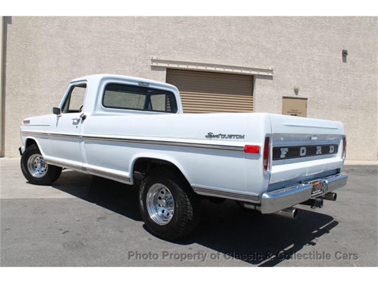 Large Picture of '72 F100 - QD1T