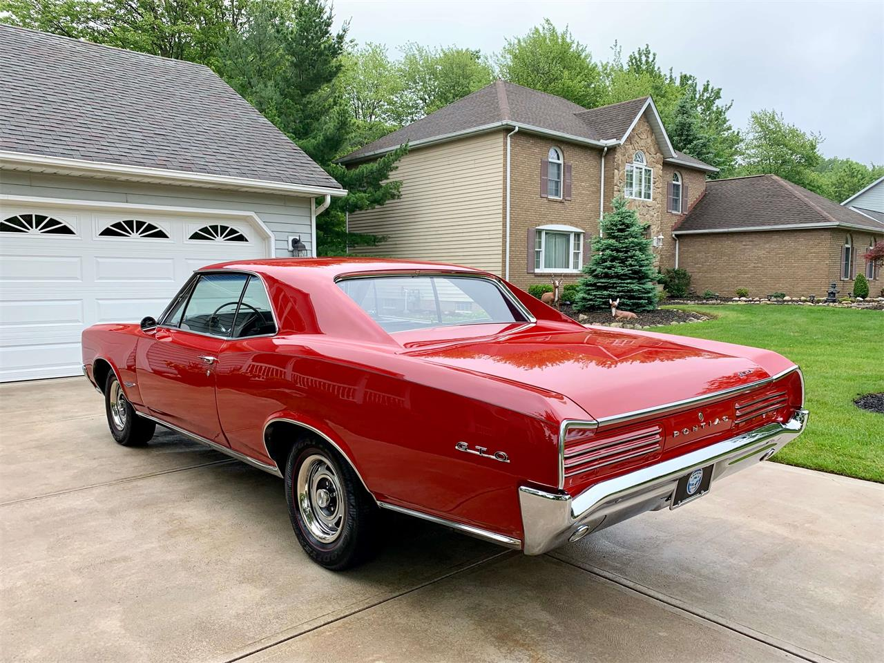 Large Picture of '66 GTO - QD1Z