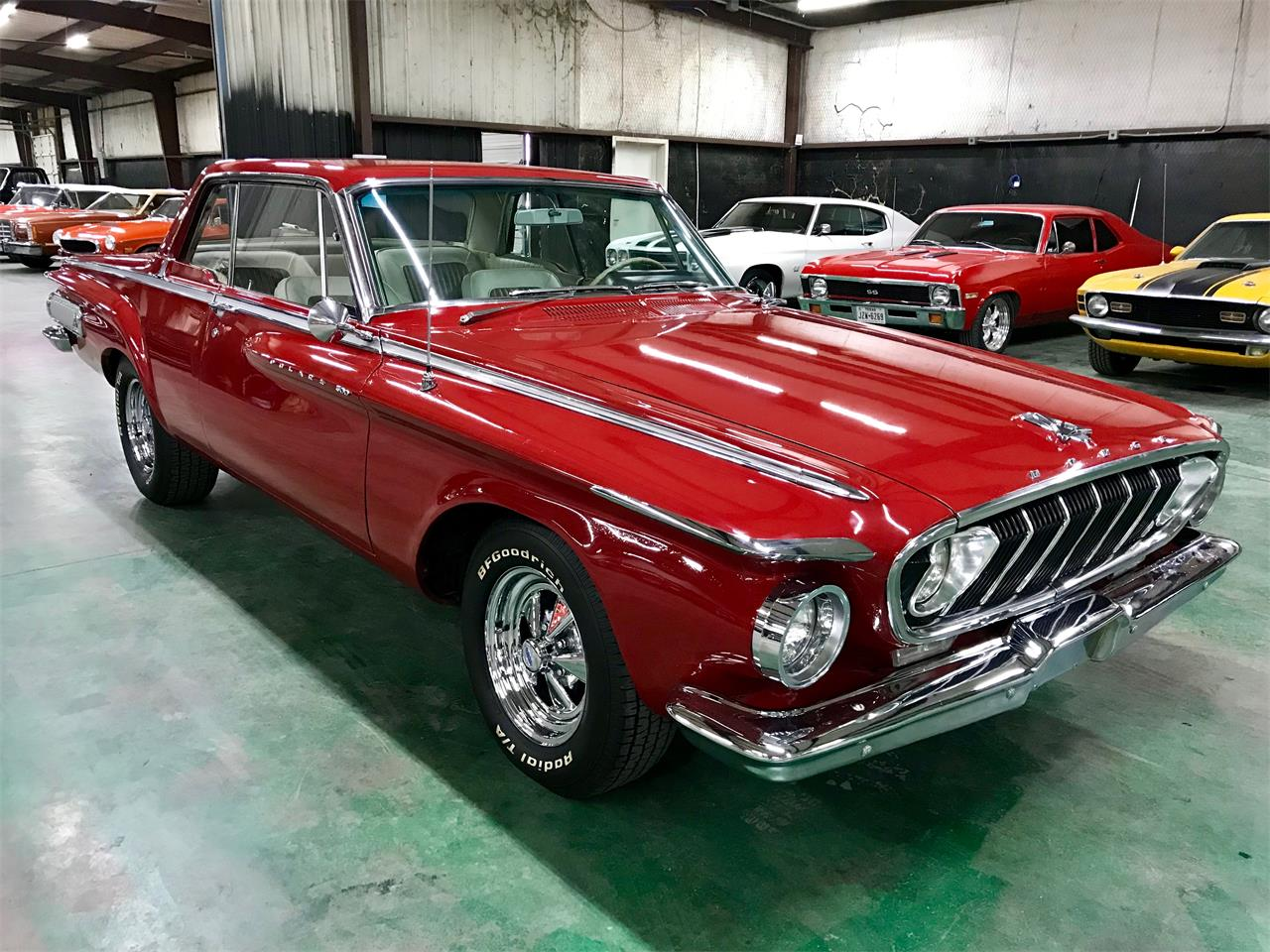 Large Picture of 1962 Dodge Polara located in Sherman Texas - QD2N
