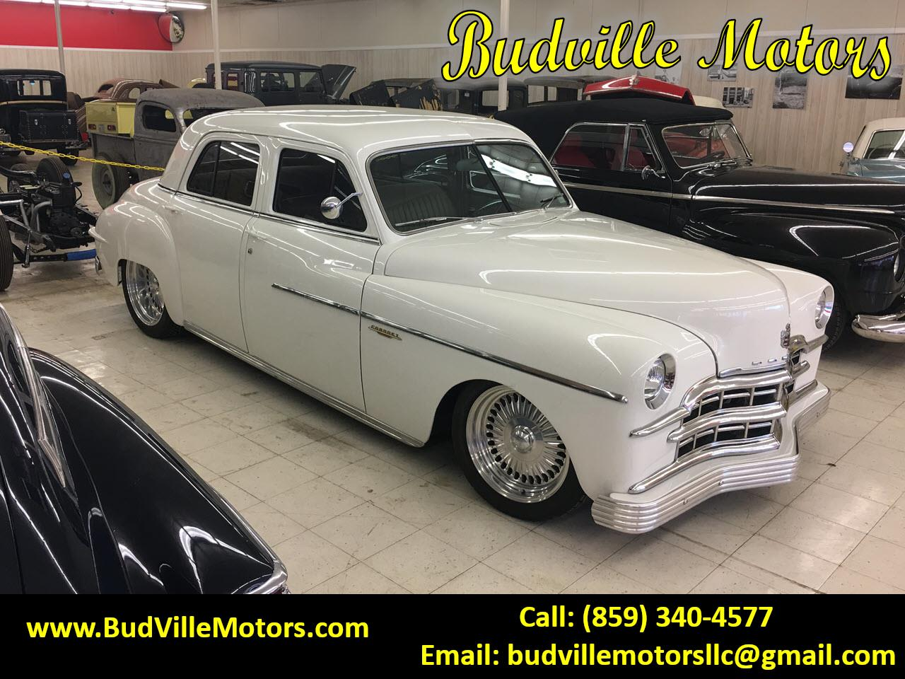 Large Picture of '49 Coronet - QD2O