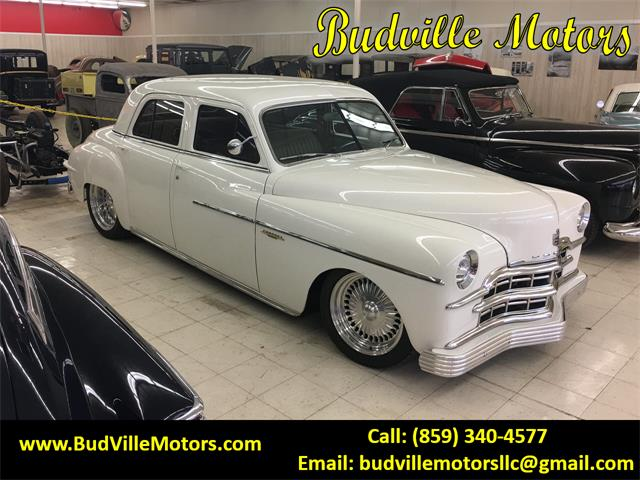 Picture of '49 Dodge Coronet located in Paris Kentucky - $46,500.00 Offered by  - QD2O