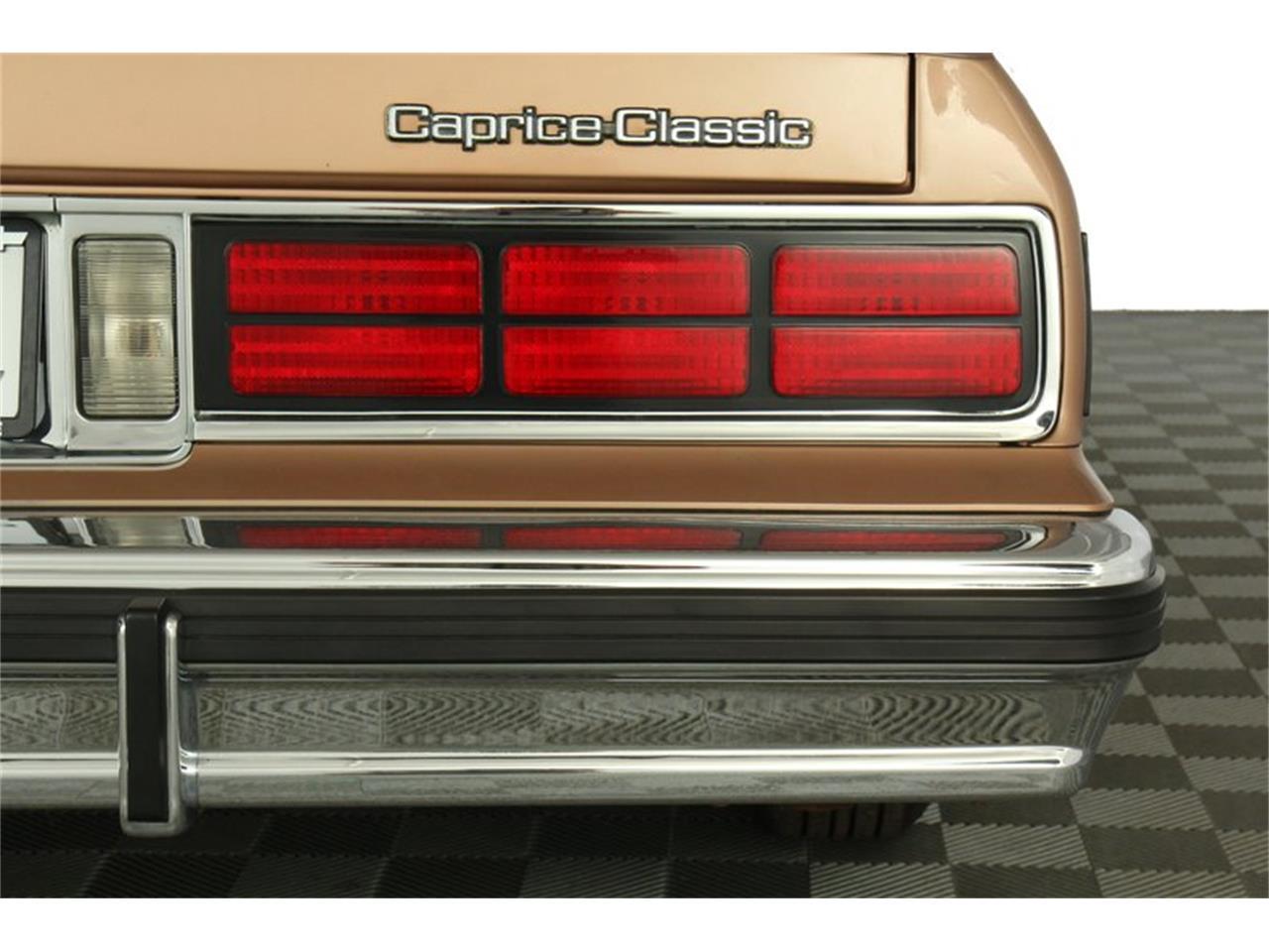 Large Picture of '88 Caprice - QDUV