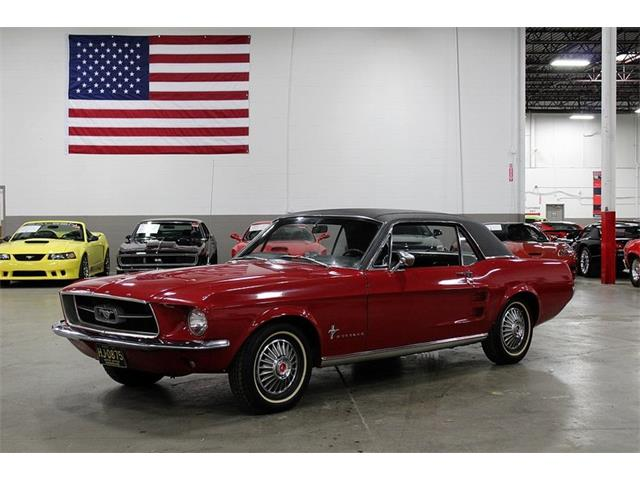 Picture of '67 Mustang - QD5I