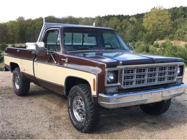 Picture of '78 K-10 - QDVF