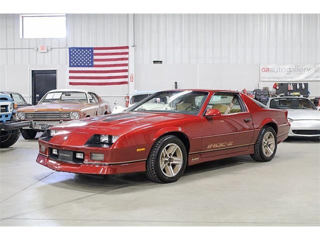 Picture of '87 Camaro - QD5K