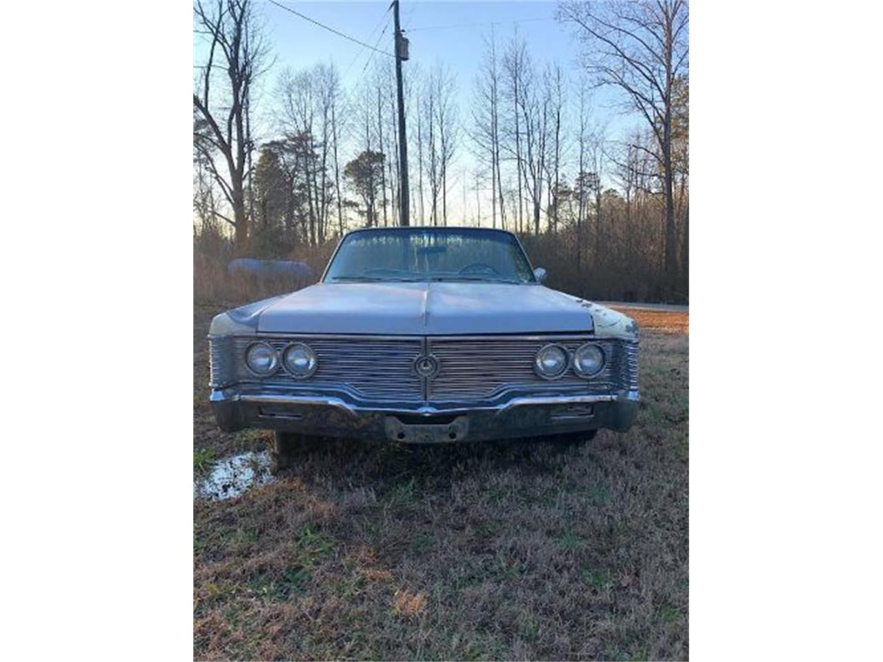 Large Picture of Classic 1968 Chrysler Imperial - QDW1