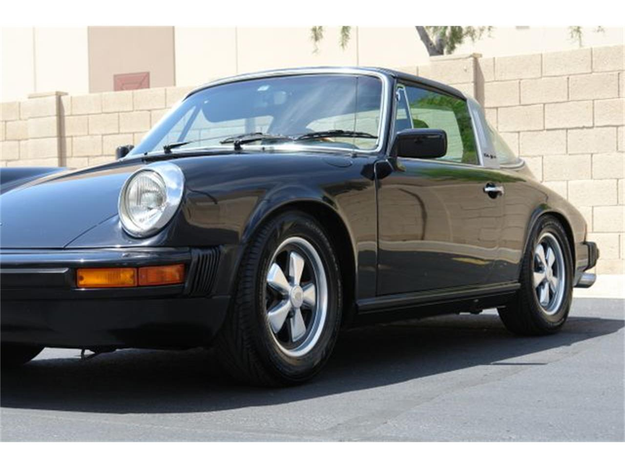 Large Picture of '76 Porsche 911S - $49,950.00 Offered by Arizona Classic Car Sales - QDW8