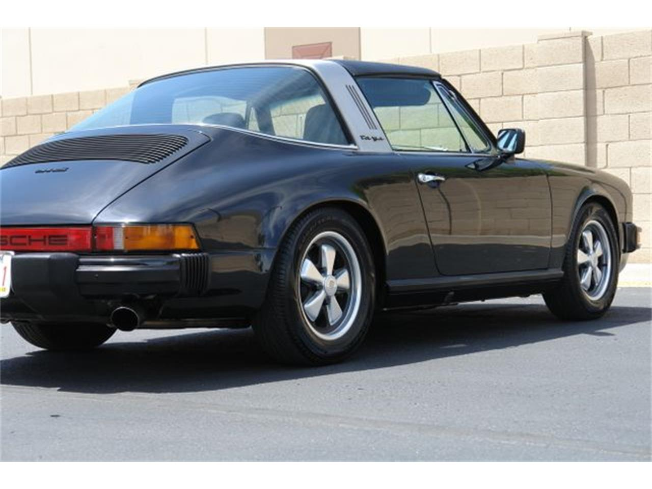 Large Picture of 1976 911S Offered by Arizona Classic Car Sales - QDW8