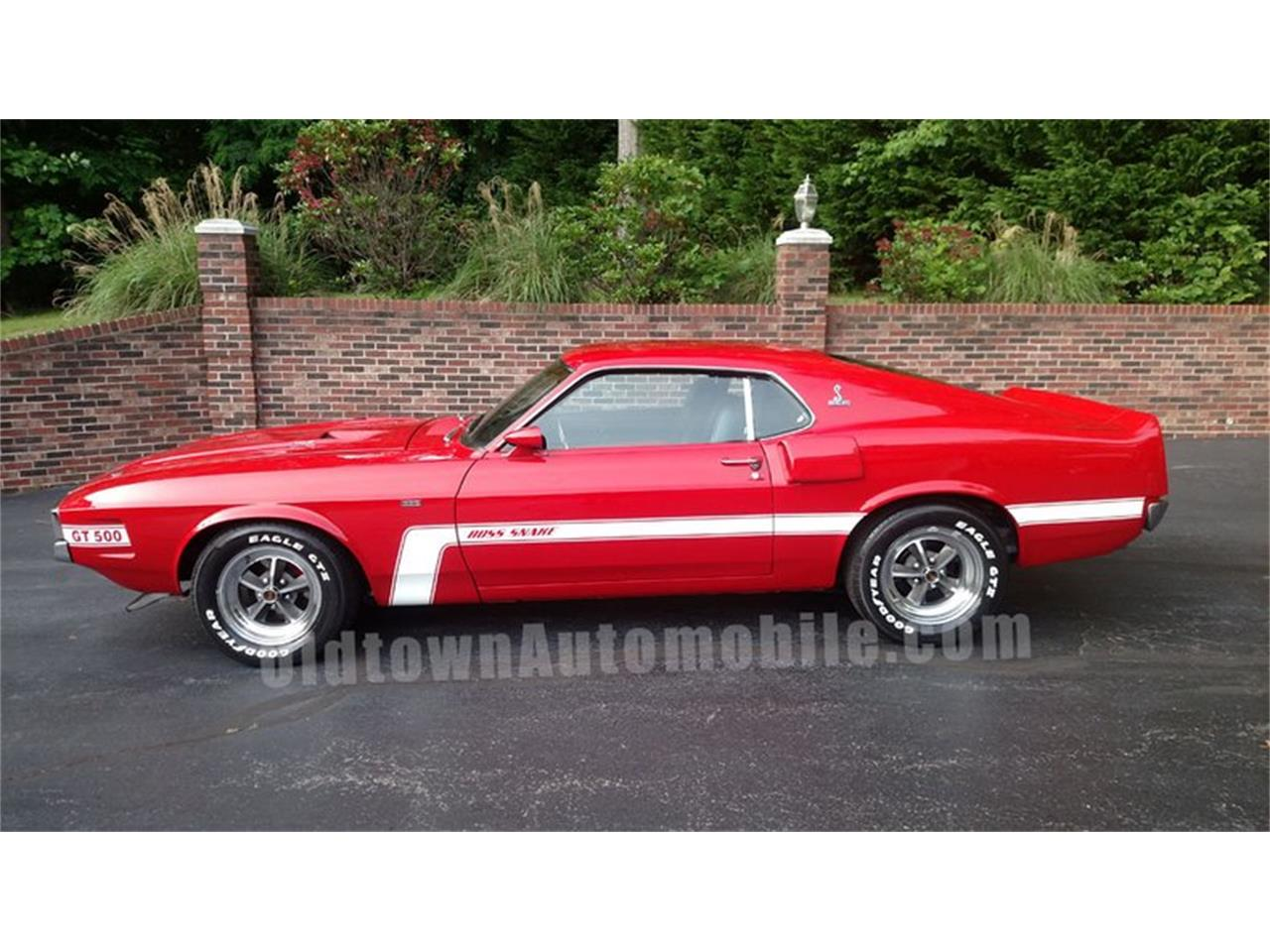Large Picture of '70 Mustang - QDWE