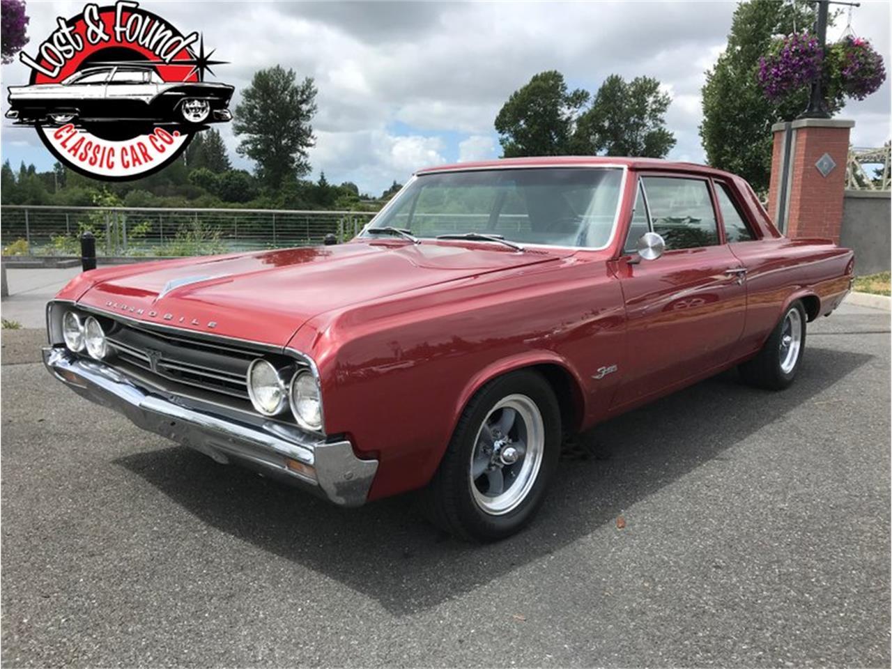 For Sale: 1964 Oldsmobile Cutlass in Mount Vernon, Washington