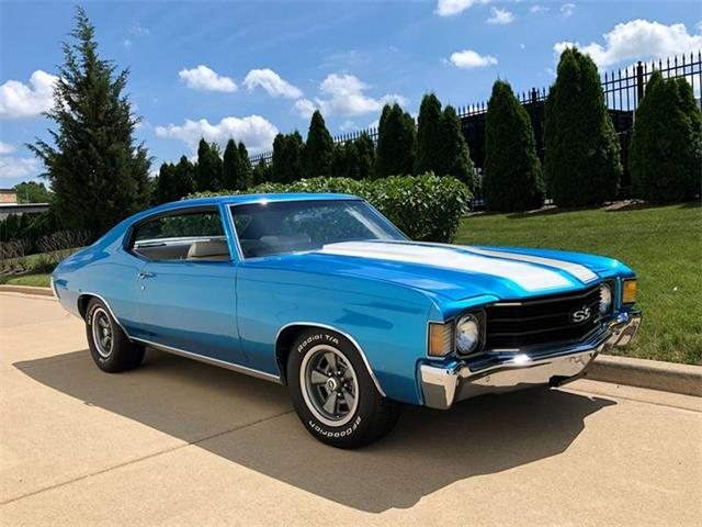 Picture of '72 Chevelle - QDWV