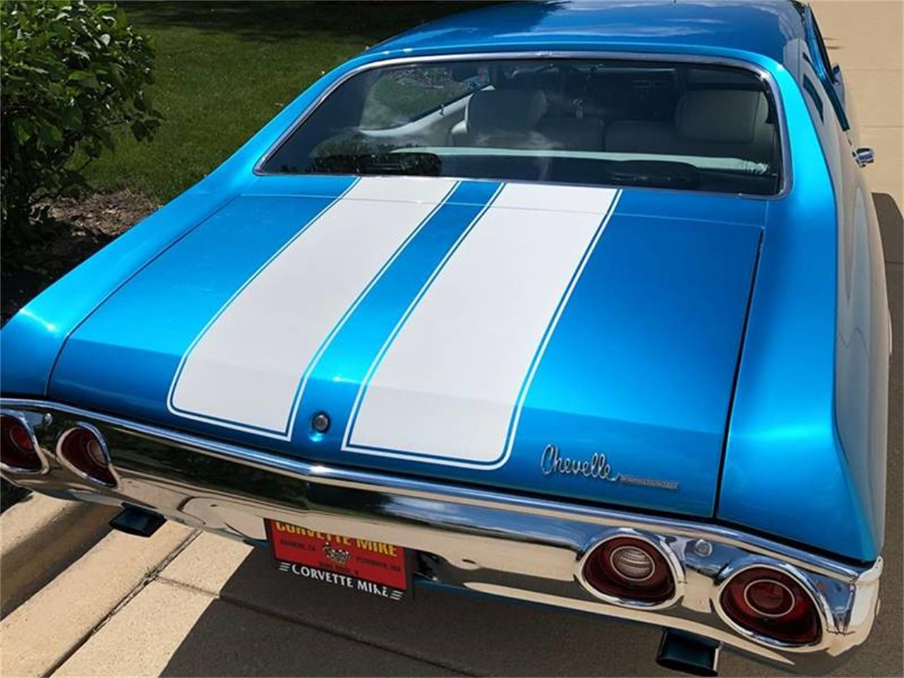 Large Picture of '72 Chevelle Malibu SS - QDWV