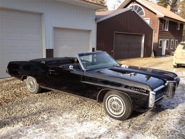 Picture of '68 Pontiac Catalina located in Tenstrike Minnesota Offered by a Private Seller - QDX1