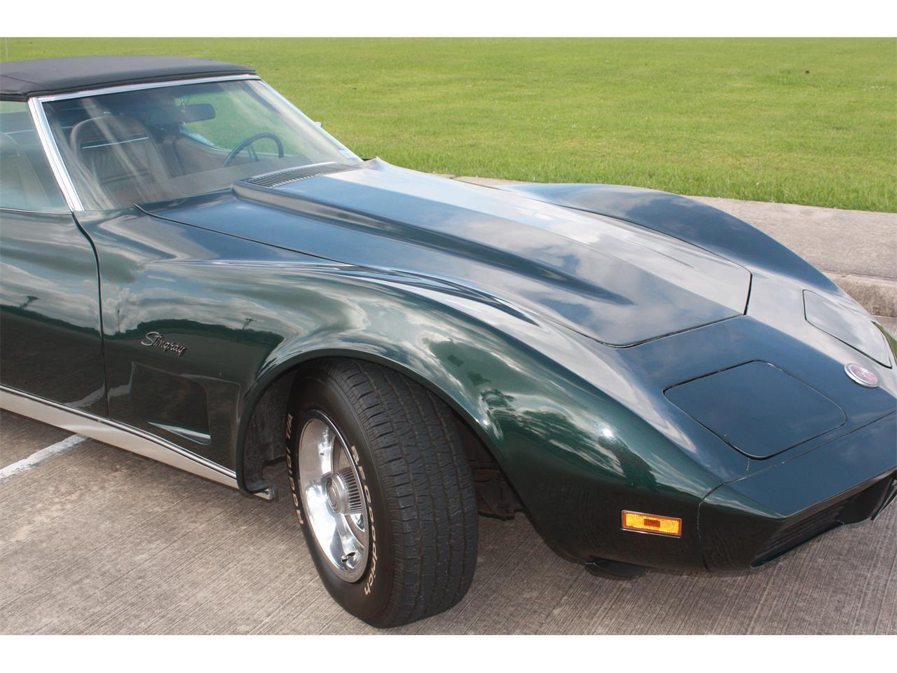 Large Picture of '74 Corvette - QDXC