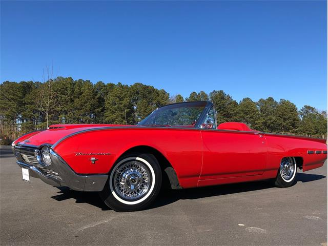 Picture of '62 Thunderbird - QDXT