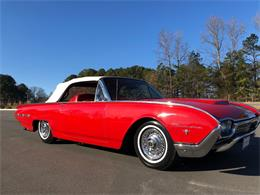 Picture of '62 Thunderbird Sports Roadster - QDXT