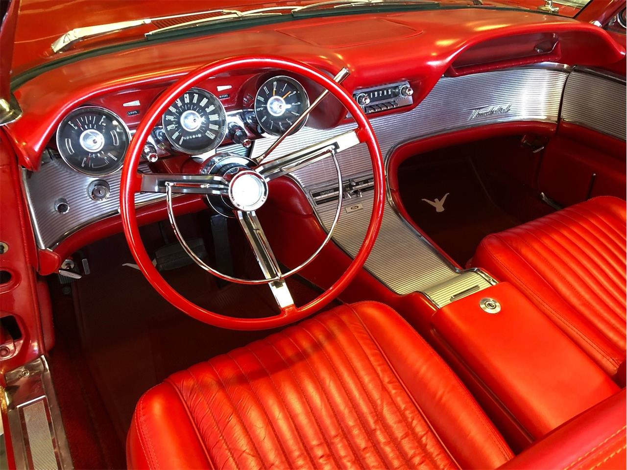 Large Picture of '62 Thunderbird Sports Roadster - QDXT