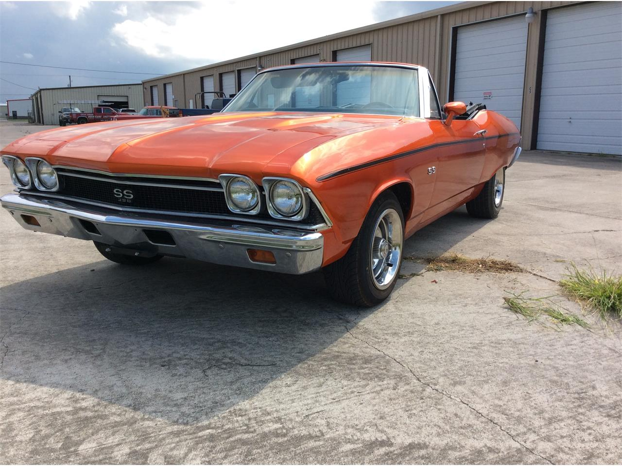 Large Picture of '68 Chevelle SS - QDXV